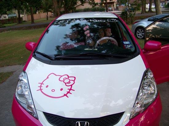 Το ξεχωριστό «Honda» μιας κοπέλας (2)