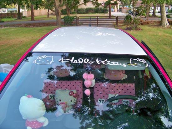 Το ξεχωριστό «Honda» μιας κοπέλας (3)