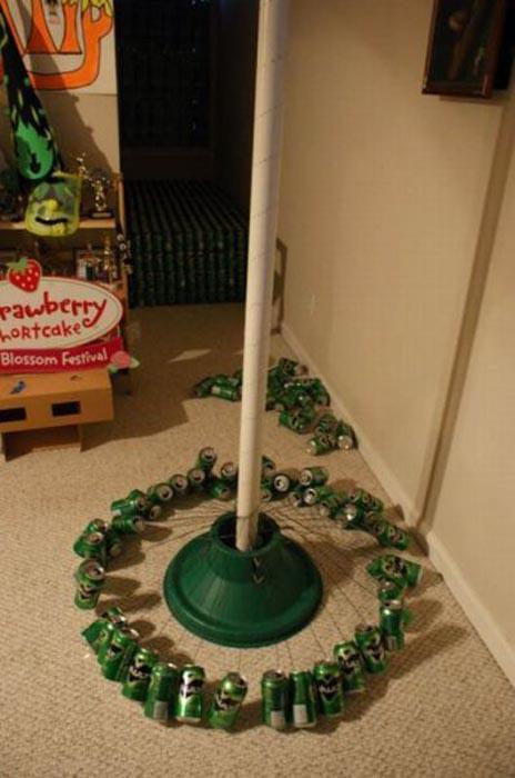 Πως να φτιάξετε ένα... «ξεχωριστό» χριστουγεννιάτικο δέντρο (3)