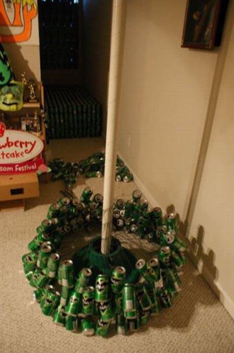Πως να φτιάξετε ένα... «ξεχωριστό» χριστουγεννιάτικο δέντρο (4)