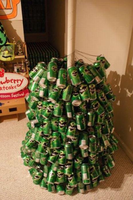 Πως να φτιάξετε ένα... «ξεχωριστό» χριστουγεννιάτικο δέντρο (7)