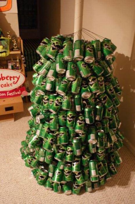 Πως να φτιάξετε ένα... «ξεχωριστό» χριστουγεννιάτικο δέντρο (8)