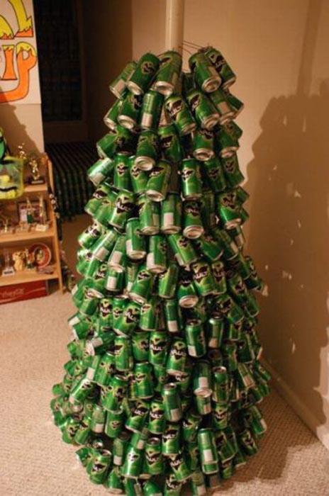Πως να φτιάξετε ένα... «ξεχωριστό» χριστουγεννιάτικο δέντρο (10)