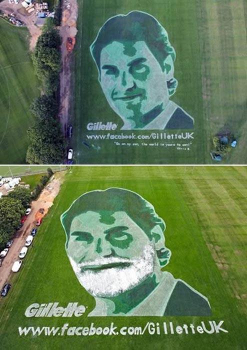 Οι μεγαλύτερες διαφημίσεις στον κόσμο (3)