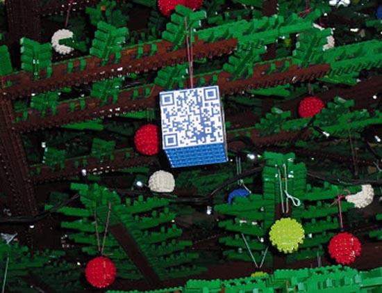 Το μεγαλύτερο χριστουγεννιάτικο δέντρο από Lego στον κόσμο (7)