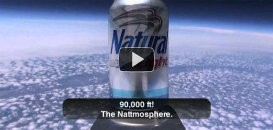 Μια μπύρα στο διάστημα