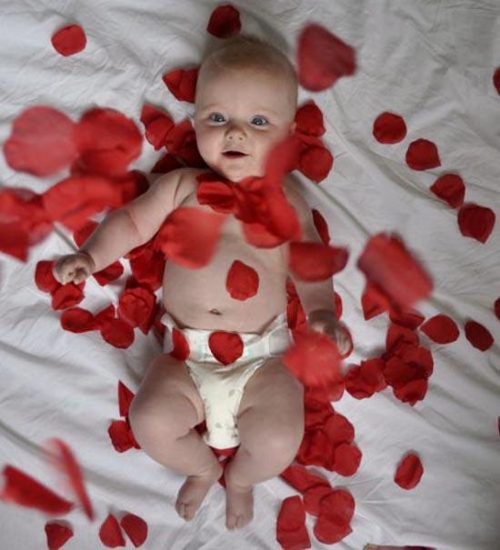 Μωρό κάνει αναπαράσταση διάσημων ταινιών (4)
