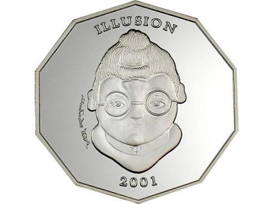 Παράξενα νομίσματα (4)