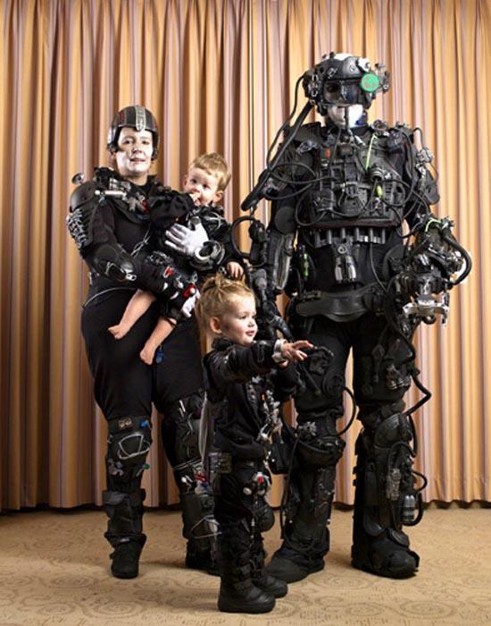 Παράξενες οικογενειακές φωτογραφίες (9)