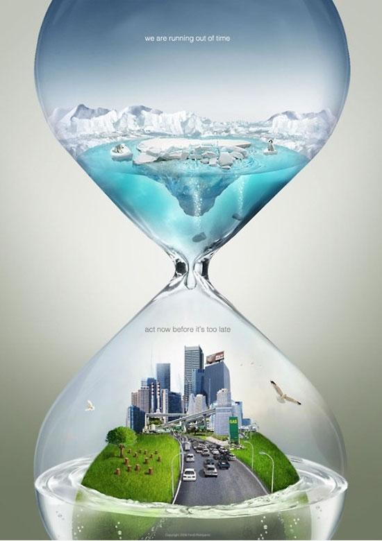 Φωτογραφία της ημέρας: Ο χρόνος τελειώνει...
