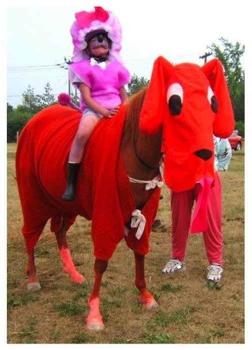 Τα πιο δυστυχισμένα άλογα του κόσμου (10)