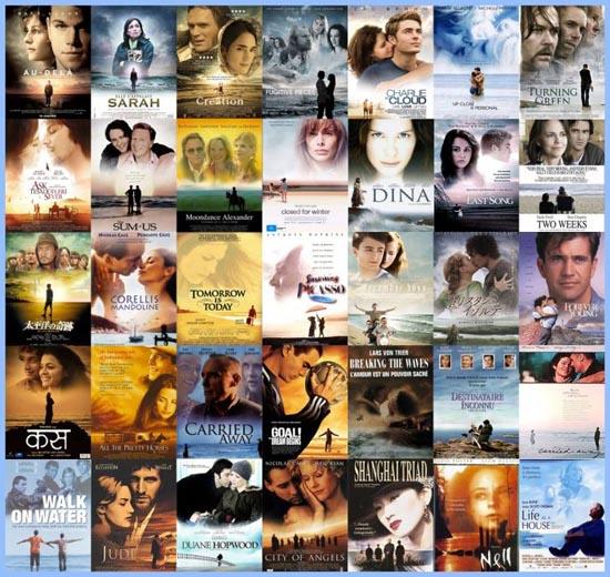 Posters ταινιών: Τα μεγαλύτερα κλισέ (1)
