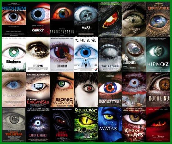 Posters ταινιών: Τα μεγαλύτερα κλισέ (5)