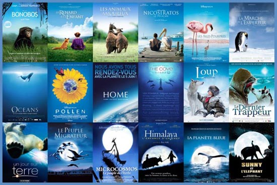 Posters ταινιών: Τα μεγαλύτερα κλισέ (6)