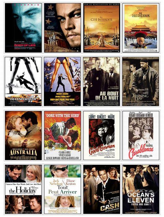 Posters ταινιών: Τα μεγαλύτερα κλισέ (13)