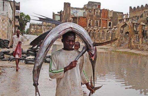 Ψαράδες στη Σομαλία (2)