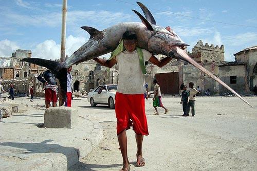 Ψαράδες στη Σομαλία (3)