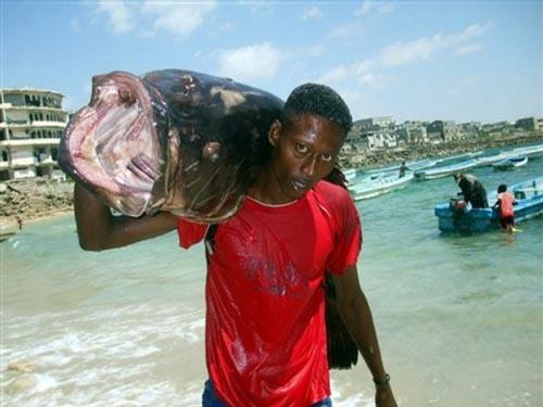 Ψαράδες στη Σομαλία (6)