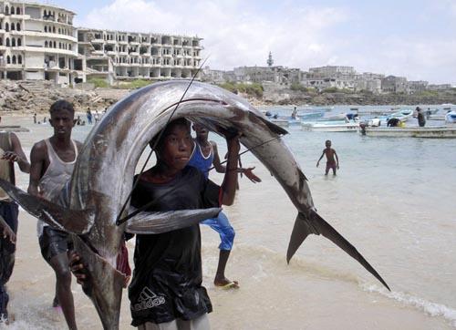 Ψαράδες στη Σομαλία (8)