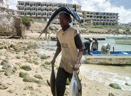 Ψαράδες στη Σομαλία (10)