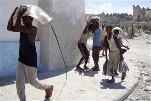 Ψαράδες στη Σομαλία (13)