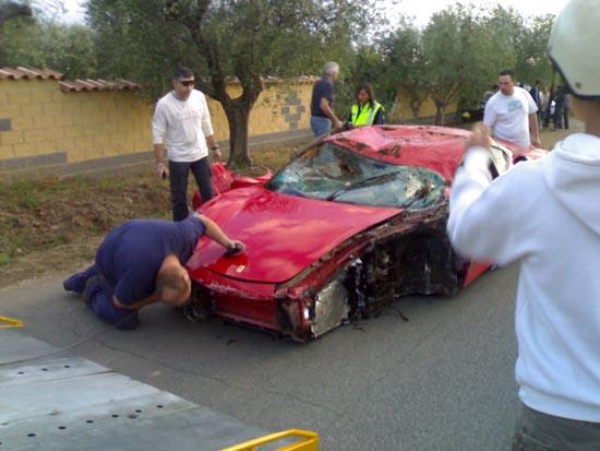 Πως να διαλύσετε μια Ferrari (8)
