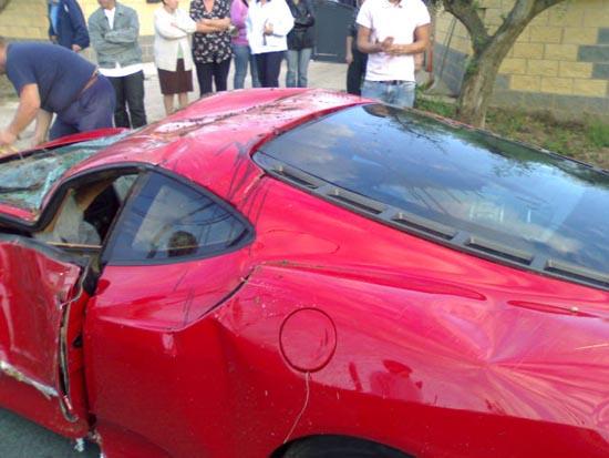 Πως να διαλύσετε μια Ferrari (10)