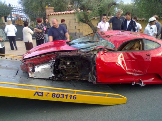 Πως να διαλύσετε μια Ferrari (11)