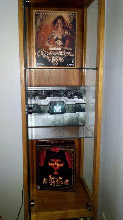 Ρετρό δωμάτιο gaming που ξυπνάει αναμνήσεις (6)