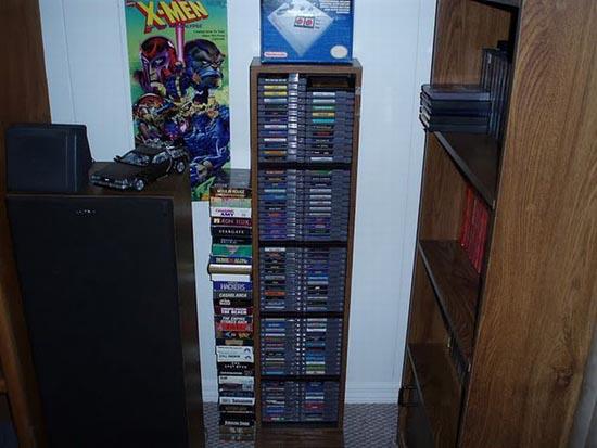 Ρετρό δωμάτιο gaming που ξυπνάει αναμνήσεις (13)