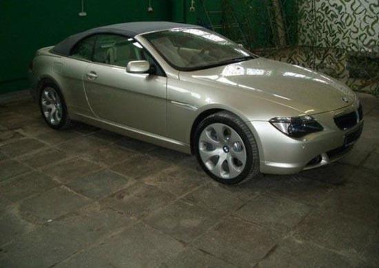 Retro μετατροπή μιας BMW σειράς 6 (1)
