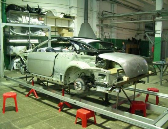 Retro μετατροπή μιας BMW σειράς 6 (2)