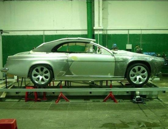 Retro μετατροπή μιας BMW σειράς 6 (3)
