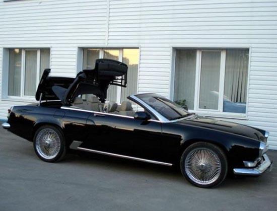 Retro μετατροπή μιας BMW σειράς 6 (4)