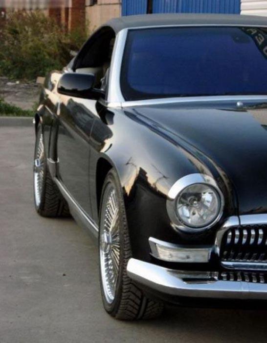 Retro μετατροπή μιας BMW σειράς 6 (6)