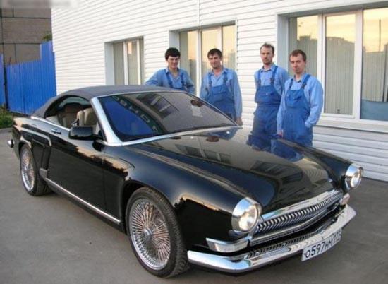 Retro μετατροπή μιας BMW σειράς 6 (7)