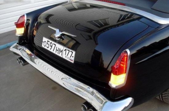 Retro μετατροπή μιας BMW σειράς 6 (11)