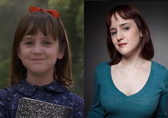 Πως είναι σήμερα το κοριτσάκι από την ταινία Matilda; (2)