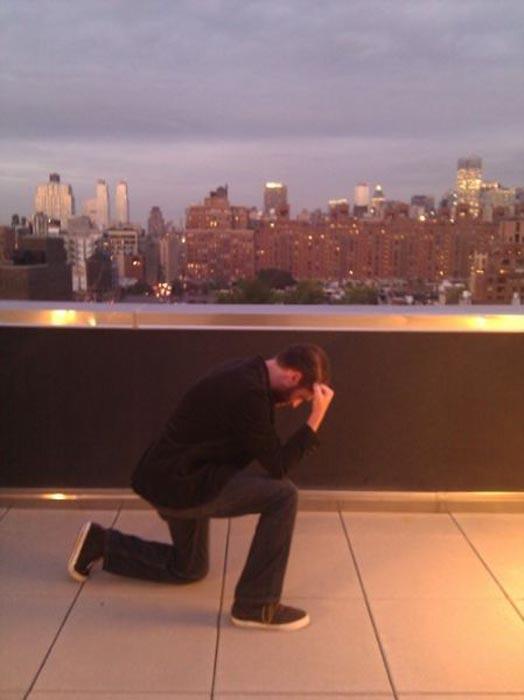 Tebowing, το νέο Planking (1)