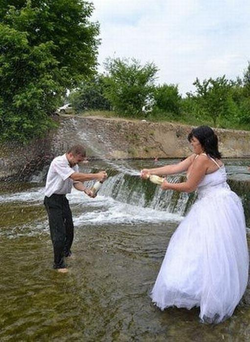 Τρελή φωτογράφιση γάμου στην Ουκρανία (5)