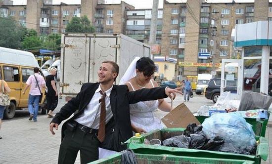 Τρελή φωτογράφιση γάμου στην Ουκρανία (11)