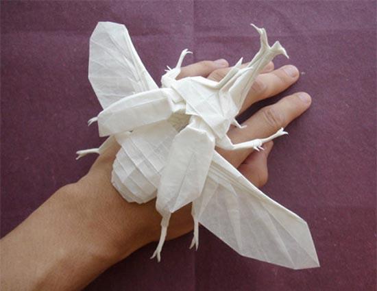 Υπέροχη τέχνη Οrigami (3)