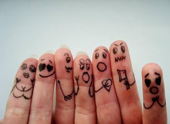 Ζωγραφική στα... δάχτυλα! (3)