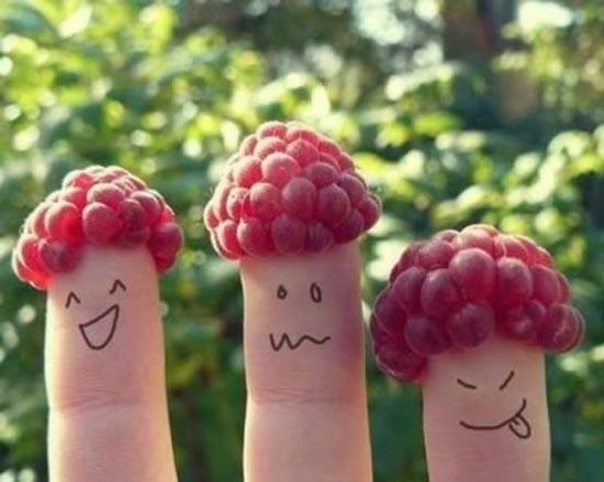 Ζωγραφική στα... δάχτυλα! (6)