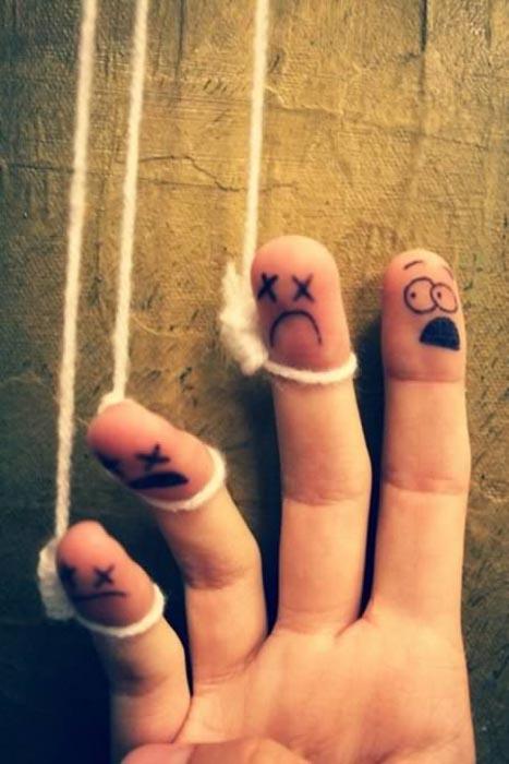 Ζωγραφική στα... δάχτυλα! (10)
