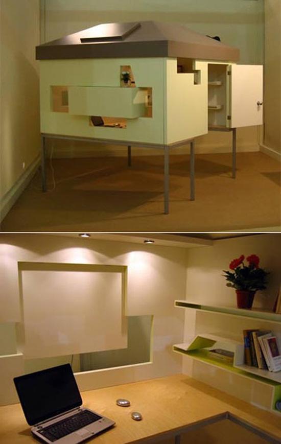 Απίστευτα και δημιουργικά γραφεία (5)