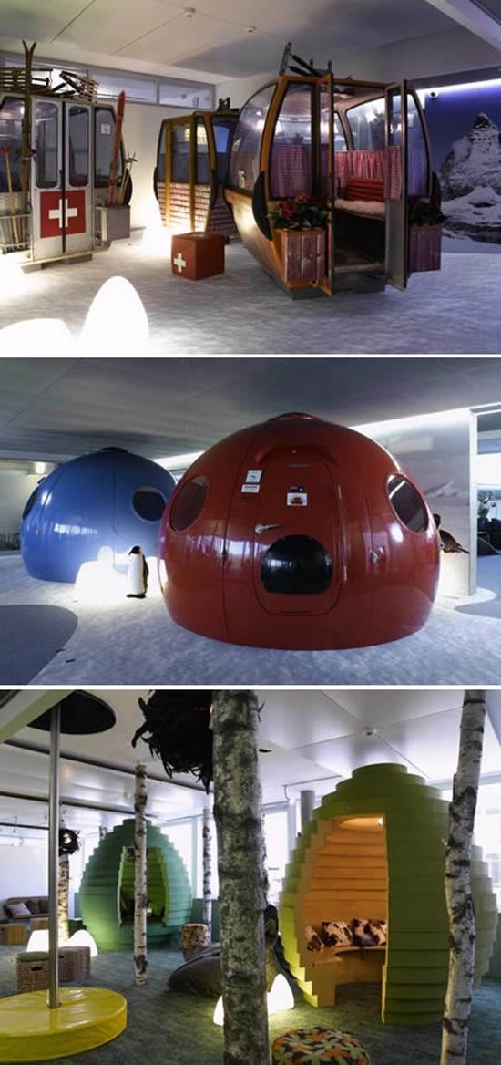 Απίστευτα και δημιουργικά γραφεία (10)