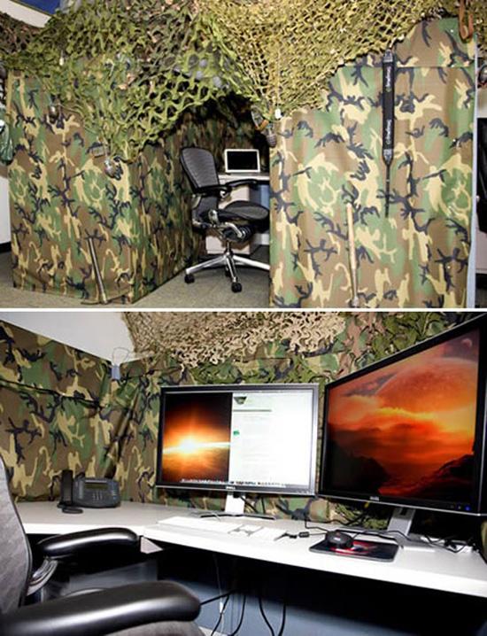 Απίστευτα και δημιουργικά γραφεία (12)