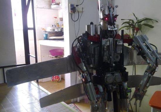 Αυτοσχέδιο Transformer (3)