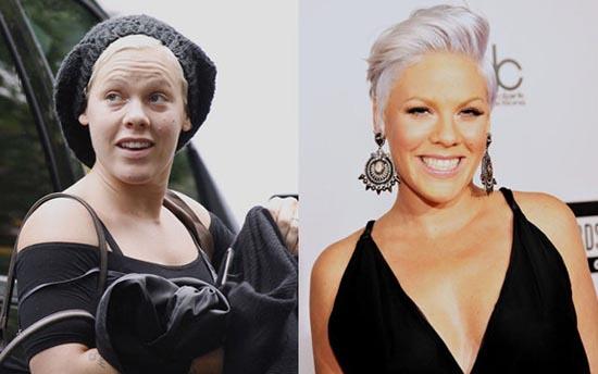 Celebrities χωρίς make up (7)